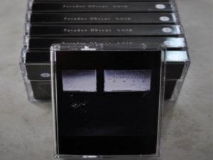 Noir – Limited Edition Cassette