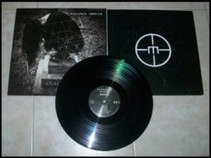 Anacrusis – Limited Edition 12'' LP
