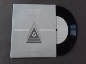 """Ατραπός – Limited Edition 7"""" Record/Vinyl"""