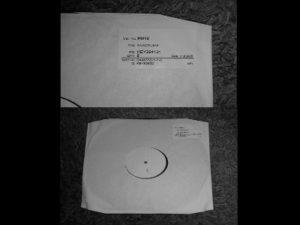 Anacrusis – Test Pressing Anacrusis LP