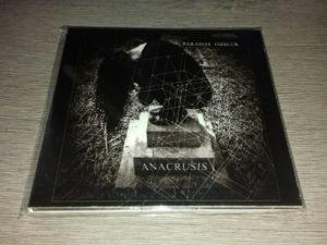 Anacrusis – Limited Edition Digipak Compact Disc (CD) Anacrusis – Limited Edition Digipak Compact Disc (CD)